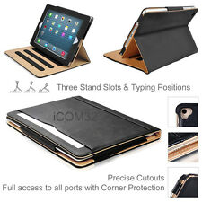 "Magnetic Leather Smart Case Cover Folio For Apple iPad Pro 12.9"" & 9.7"""