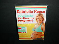 Gabriel Reece The Complete Fit and Healthy Pregnancy Workout DVD Video