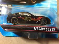 Hot Wheels Speed Machines FERRARI 599XX 599 XX Black