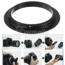 58mm Macro lens Reverse Adapter Ring For Canon EOS EF EF-S Mount 1000D 60D 7D 5D