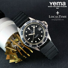 "Late 1970's YEMA [France] ""Sous Marine"" Vintage Diving Watch - Ref. T20556"