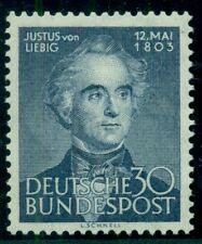 GERMANY #695 30pf dark blue, og, NH, VF, Scott $45.00