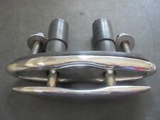 STAINLESS STEEL BOAT POP UP CLEAT CLEATS MARINE 6""