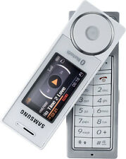 Samsung SGH X830 White (Ohne Simlock)Mini Handy Kamera Bluetooth MP3 Rarität TOP