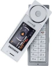 Samsung SGH X830 White (Ohne Simlock)Mini Handy Kamera Bluetooth MP3 Rarität GUT