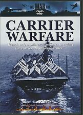 CARRIER WARFARE DVD - THE WAR FILE, SCORCHED EARTH