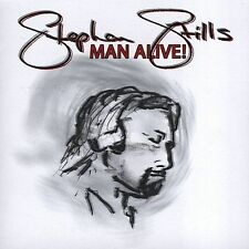 Stephen Stills Man Alive - CD Like New Promotional Ed Cut-Out FREE SHIPPING CSNY