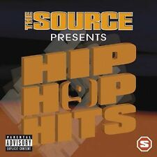 Hip-Hop Hits, Vol. 9 [PA] CD, Dec-2004, The Source Entertainment New Mfg Sealed