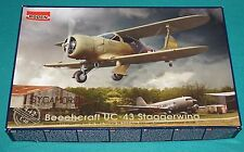 Beechcraft UC-43 Staggerwing Roden 1/48 Complete & Unstarted.