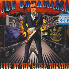 Joe Bonamassa - Live At The Greek Theatre (Vinyl 3LP - 2016 - EU - Original)