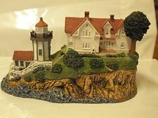 Harbour Light 2001 Event Exclusive Yerba Buena Island CA Lighthouse Signed #639