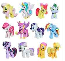 12pcs HASBRO MY LITTLE PONY FRIENDSHIP IS MAGIC mix style figure QQQ43