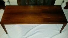 RARE MID CENTURY DANISH MODERN FINN JUHL ? GEORGE TANIER ROSEWOOD COFFEE TABLE