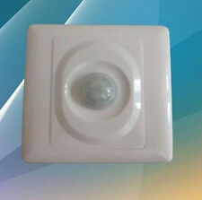 110V-220V Automatic Infrared PIR Motion Sensor Switch for Office LED Light Tide