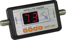 Digital Satlink WS9603 Satellite Finder Meter For TV Dish Pointing and Alignment