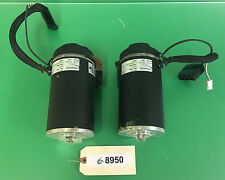 Left & Right  Motors  for Quickie P222-SE Power Wheelchair  #8950