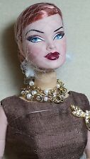 Traveler By Nature Veronique Perrin Fashion Royalty doll by Jason Wu. NRFB
