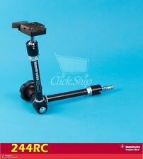 Manfrotto 244RC Variable Friction Magic Arm with Quick Release Camera Bracket