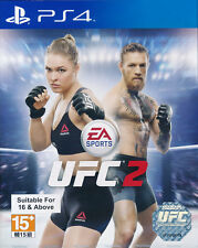 UFC 2 PS4 Game BRAND NEW SEALED