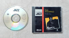 """CD AUDIO MUSIQUE INT / ELLA FITZGERALD """"THE BEST YEARS"""" CD  COMPILATION 16T 1989"""