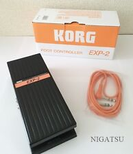 NEW KORG EXP-2 Expression Volume Pedal from JAPAN