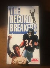The Record Breakers - A Sports Illustrated Video - Brand New VHS Format
