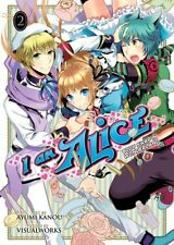 I am Alice: Volume 2 Body Swap in Wonderland by Ayumi Kanou 9781626920941
