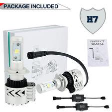 72W 12000LM XHP50 LED H7 Auto Scheinwerfer Leuchte Lampe Birne