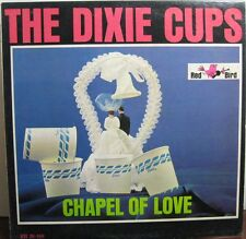 The Dixie Cups-Chapel Of Love-Rare New Orleans R&B/Girl Group LP-Mono-VG+ HEAR