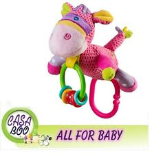 Babyono DONKEY - strouller/car seat toy Funky Pals Rattling Baby Activity Infant