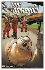 STAR WARS POE DAMERON #1 QUINONES LITHO NEAR MINT FIRST PRINT LITHOGRAPH