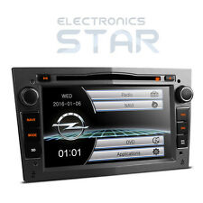 XTRONS Car DVD Player Stereo Radio GPS CANBUS Opel Vauxhall Vivaro/Astra H/Corsa