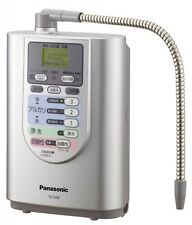 New Panasonic Alkaline Water Purifier Ionizer TK7208P-S Crystal Silver JAPAN F/S