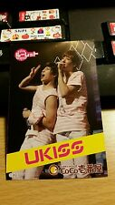 Ukiss coco curry Japan jp official photocard k-pop kpop u.s seller