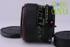 Canon FD 50mm F/1.2 L Lens for FD Mount #4350