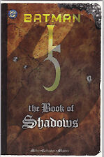 BATMAN THE BOOK OF SHADOWS VF/NM