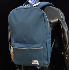 Herschel Supply Classic Settelment Indian Teal Womens Mens Backpack School bag