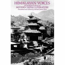 Himalayan Voices: An Introduction to Modern Nepali Literature (Voices from Asia)