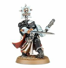 Space Marine Raven Guard Captain / Commander Shadow Force Solaq 40K