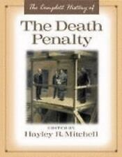 The Death Penalty (Complete History Of...)-ExLibrary