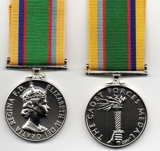 THE CADET FORCES MEDAL - FULL-SIZE REPLACEMENT