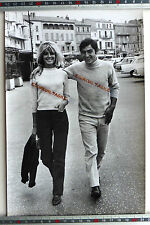 PHOTO VINTAGE DALMAS SIXTIES  VIRGINIE DES RIEUX BENUSIGLIO N591
