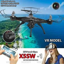 X5SW-1 6-Axis Gyro 2.4G 4CH Rc Helicopters FPV Quadcopter Drone WIFI With Camera