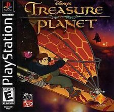 Disney's Treasure Planet  (Sony PlayStation 1, 2002) PS2 PS3 Complete