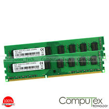 16GB (2x8GB) DDR3 PC3-10600 1333MHz DIMM For AMD 780 785 880 890 Chipset Memory
