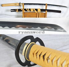 Sakabato Katana Japanese Sword Reversed Cutting Edge 1095 Steel Battle Ready