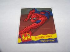 MARVEL COMICS SPIDERMAN SPIDER-MAN 1995 FLEER FOX KIDS NETWORK #65