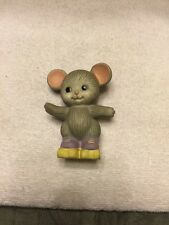 Avon Mouse Roller Skating Figurine