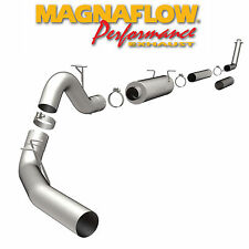 "Magnaflow 4"" Turbo Back Exhaust System 98-02 Dodge Ram 2500 3500 Diesel 5.9L"