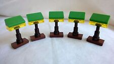Custom Lego Bank Teller Lamp City/Town
